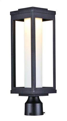 Salon LED 1-Light Outdoor Post