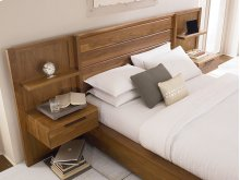 Phase Nightstand Panel Assembly - Left