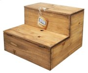 Storage Flip Top 2 Level Steps Product Image