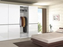 Lateral Opening System - Large Cabinet Doors
