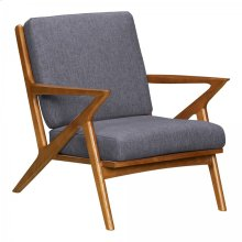 Armen Living Celtic Mid-Century Accent Chair