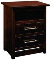 Trenton 2 Drawer Nightstand