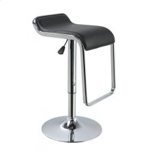 Modrest Mick - Contemporary Black Bar Stool