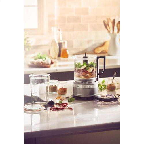 5 Cup Food Chopper - Contour Silver