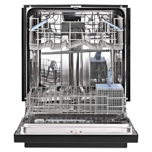 Whirlpool® ENERGY STAR® Certified Dishwasher with Cycle Memory - Black