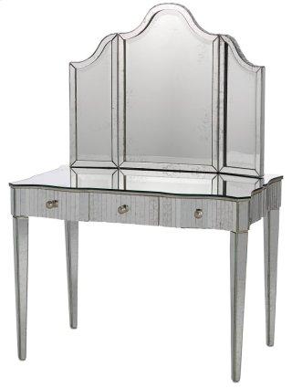 Gilda Vanity Mirror - 28.25h x 36w x 1.125d