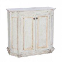 Missoula Gray Cabinet