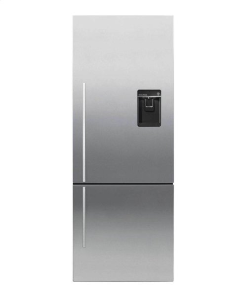 ActiveSmart Fridge - 13.5 cu. ft. counter depth bottom freezer with ice & water