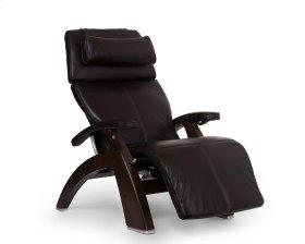 Perfect Chair PC-600 Omni-Motion Silhouette - Espresso Premium Leather - Dark Walnut