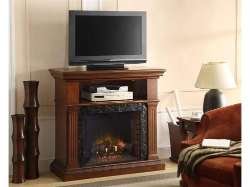 HL100FP Harlan Fireplace
