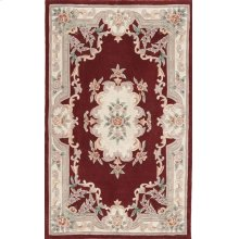 New Aubusson Burgundy