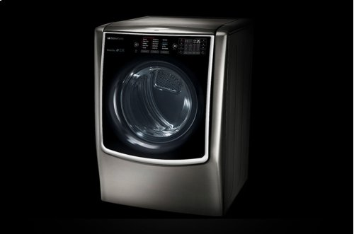 LG SIGNATURE 9.0 Mega Capacity TurboSteam Gas Dryer