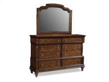 Bedroom Dresser 506-650 DRES