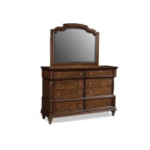 Bedroom Mirror 506-660 MIRR
