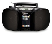 Plays CD and CD-R/RW docking entertainment system Product Image