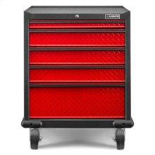 Gladiator® Premier Pre-Assembled Modular GearDrawer - Red Tread