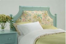 Summer Retreat Upholstered Queen Headboard