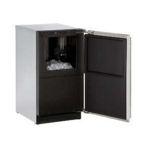 Modular 3000 Series With Stainless Solid Finish and Field Reversible Door Swing (115 Volts / 60 Hz) -