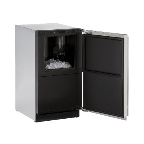 Modular 3000 Series With Stainless Solid Finish and Field Reversible Door Swing (115 Volts / 60 Hz)