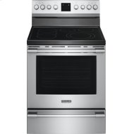 Professional 30'' Freestanding Electric Range