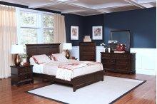 Prescott 6/0 WK Bed - Nightstand