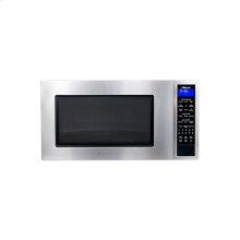 "Hertiage 24"" Microwave Oven in Black"