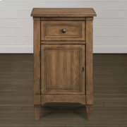 Peppermill Commonwealth Door Nightstand Product Image