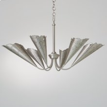 Melting Chandelier-Antique Nickel