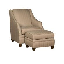 Heather Chair, Heather Ottoman