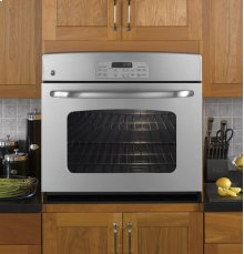 "GE® 30"" Built-In Single Wall Oven***FLOOR MODEL CLOSEOUT PRICING***"