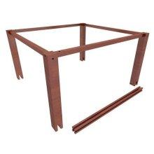 Top Tent Wood Frame (Full) : Chestnut