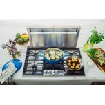 Gas Cooktop 36'' Stainless Steel Sgsx365ts