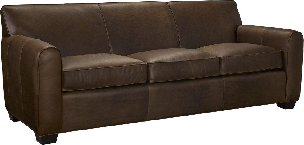 Ernest Hemingway® Spender Sofa (Leather)