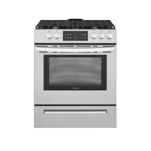 Frigidaire 30'' Front Control Freestanding Gas Range (OPEN BOX CLOSE OUT)