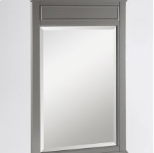 "Smithfield 24"" Mirror - Medium Gray"