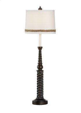 Swannanoa Lamp - Black