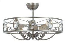 Solitaire 6-Light LED Fandelier