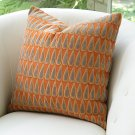 Copper Rain Drops Pillow Product Image
