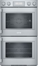 30-Inch Professional Double Wall Oven with Right Side Opening Door Product Image