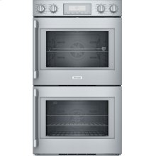 30-Inch Professional Double Wall Oven with Right Side Opening Door