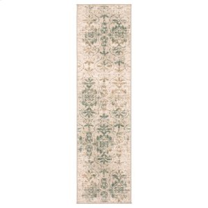 Serendipity Seaglass Runner 2ft 1in X 7ft 10in