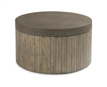 Keystone Round Coffee Table