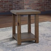 LaPaz Chairside Table Product Image