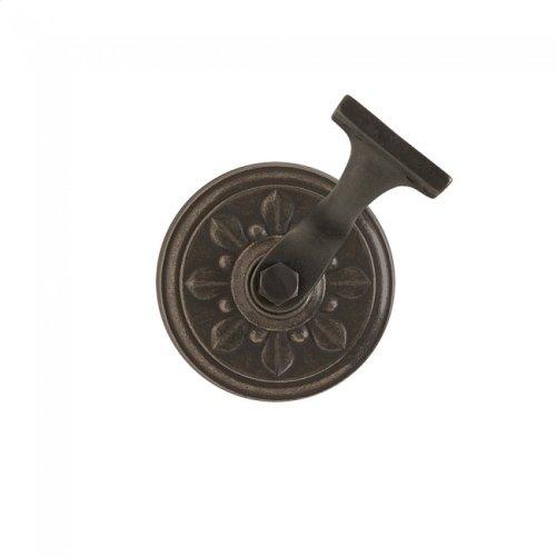 Bordeaux Handrail Bracket Silicon Bronze Medium