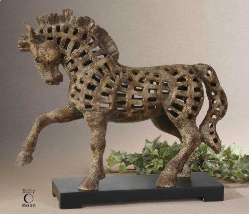 Prancing Horse, Sculpture