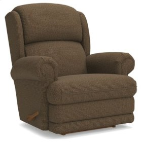 Kirkwood Reclina-Rocker® Recliner w/ Brass Nail Head Trim