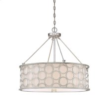 Triona 4 Light Pendant