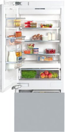 "30"" KF 1813 Vi Built-In Bottom-Mount Fridge/Freezer - 30"" Refrigerator-Freezer"