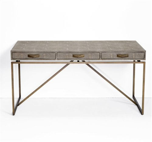 Atherton Shagreen Desk