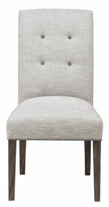 Butler Buttoned-Back Side Chair V288SB